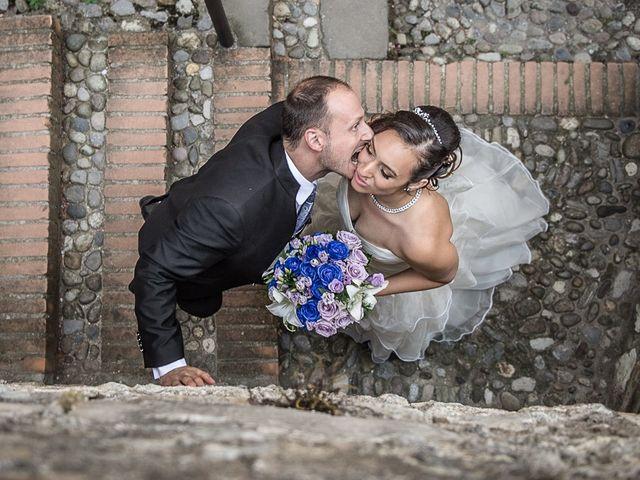 Il matrimonio di Graziano e Jessica a Erbusco, Brescia 366