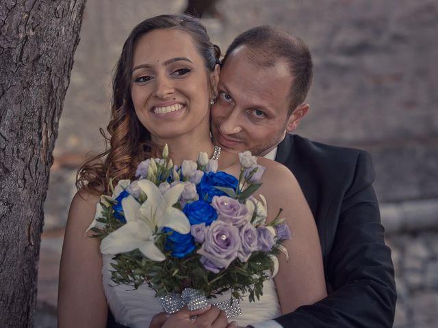 Il matrimonio di Graziano e Jessica a Erbusco, Brescia 368