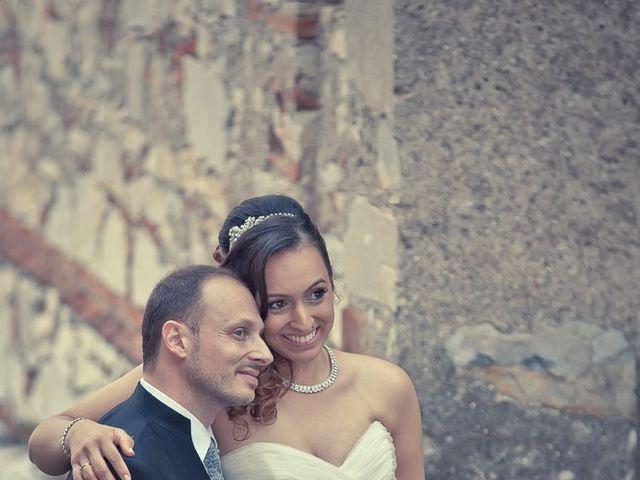 Il matrimonio di Graziano e Jessica a Erbusco, Brescia 370