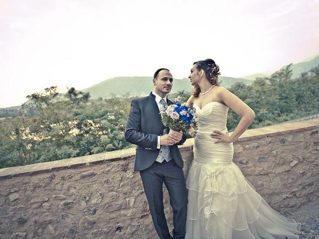 Il matrimonio di Graziano e Jessica a Erbusco, Brescia 372