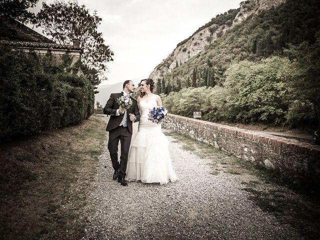 Il matrimonio di Graziano e Jessica a Erbusco, Brescia 378