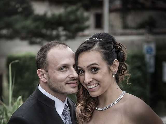 Il matrimonio di Graziano e Jessica a Erbusco, Brescia 380