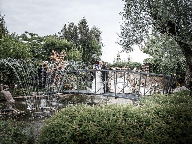 Il matrimonio di Graziano e Jessica a Erbusco, Brescia 382