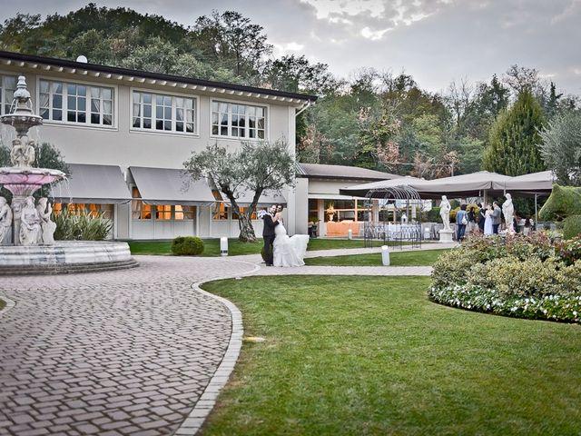 Il matrimonio di Graziano e Jessica a Erbusco, Brescia 383
