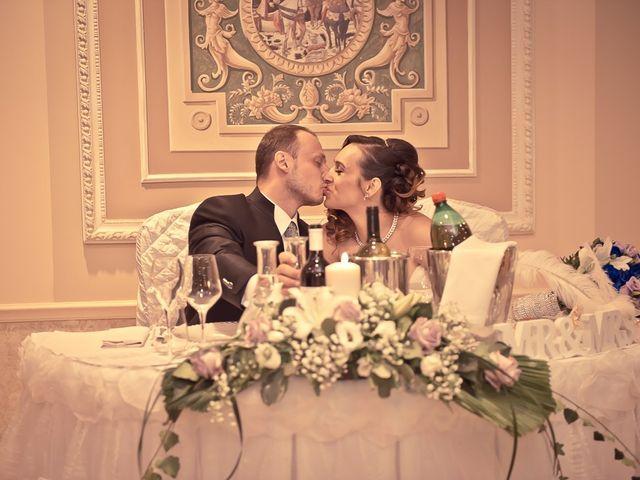 Il matrimonio di Graziano e Jessica a Erbusco, Brescia 385