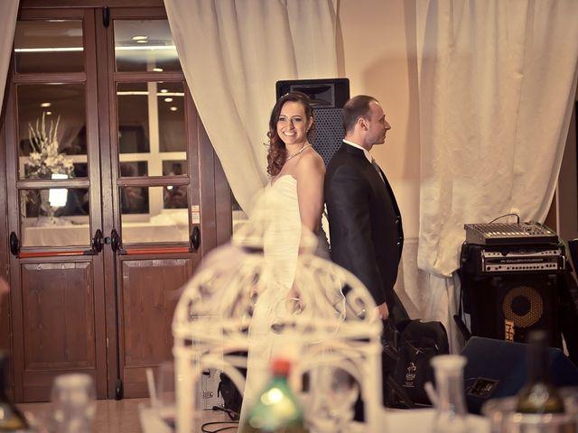 Il matrimonio di Graziano e Jessica a Erbusco, Brescia 387