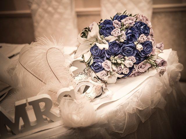 Il matrimonio di Graziano e Jessica a Erbusco, Brescia 401