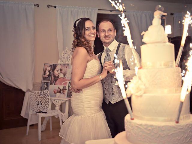 Il matrimonio di Graziano e Jessica a Erbusco, Brescia 406