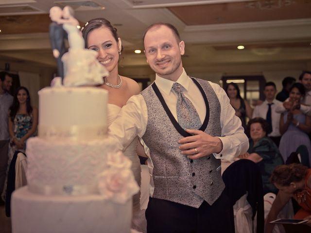 Il matrimonio di Graziano e Jessica a Erbusco, Brescia 408