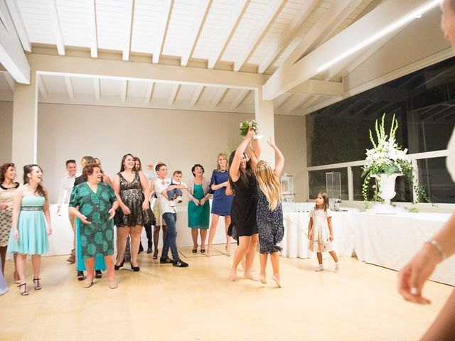 Il matrimonio di Graziano e Jessica a Erbusco, Brescia 415