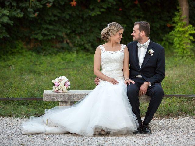 le nozze di Liliana e Alberto
