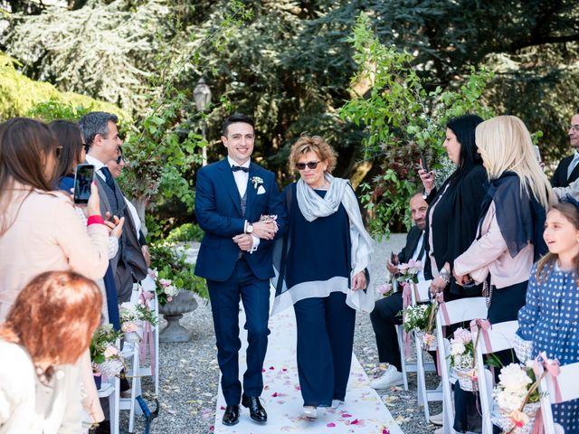Il matrimonio di Andrea e Inna a Varese, Varese 19