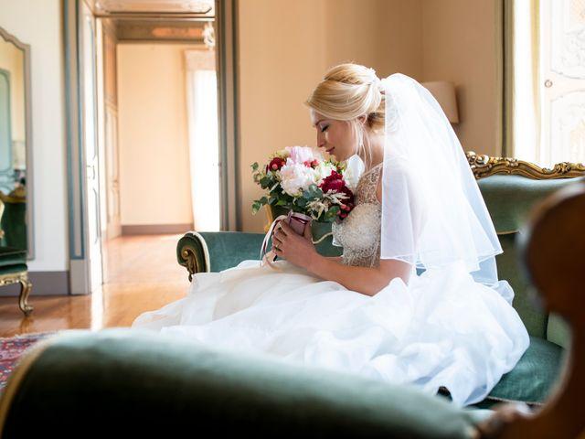 Il matrimonio di Andrea e Inna a Varese, Varese 20