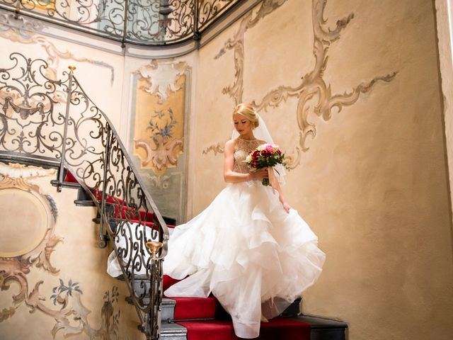 Il matrimonio di Andrea e Inna a Varese, Varese 23