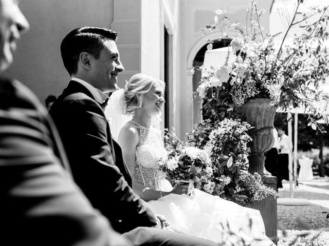 Il matrimonio di Andrea e Inna a Varese, Varese 26