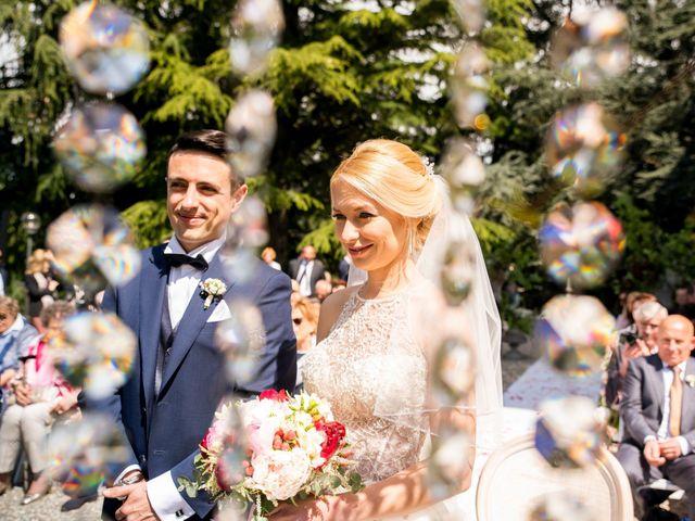 Il matrimonio di Andrea e Inna a Varese, Varese 1
