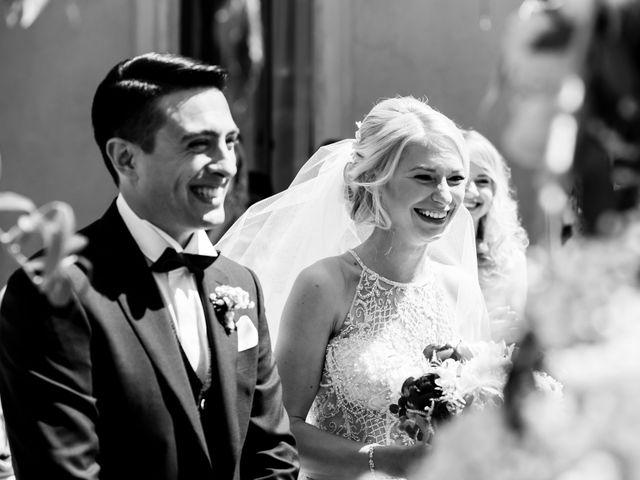 Il matrimonio di Andrea e Inna a Varese, Varese 27