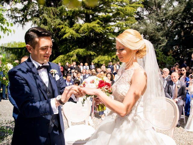 Il matrimonio di Andrea e Inna a Varese, Varese 29