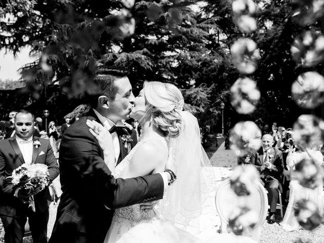Il matrimonio di Andrea e Inna a Varese, Varese 32