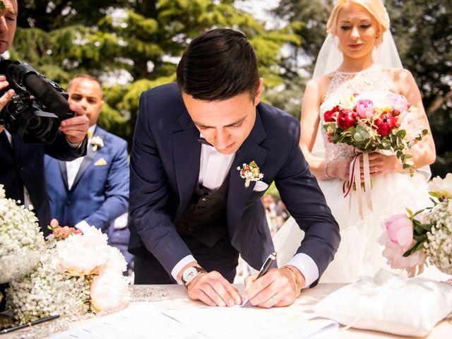 Il matrimonio di Andrea e Inna a Varese, Varese 35