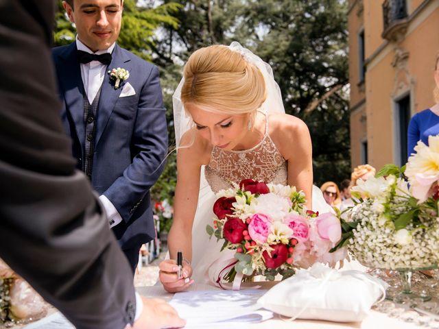 Il matrimonio di Andrea e Inna a Varese, Varese 36