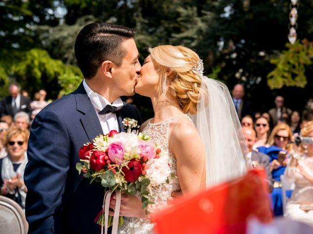 Il matrimonio di Andrea e Inna a Varese, Varese 37