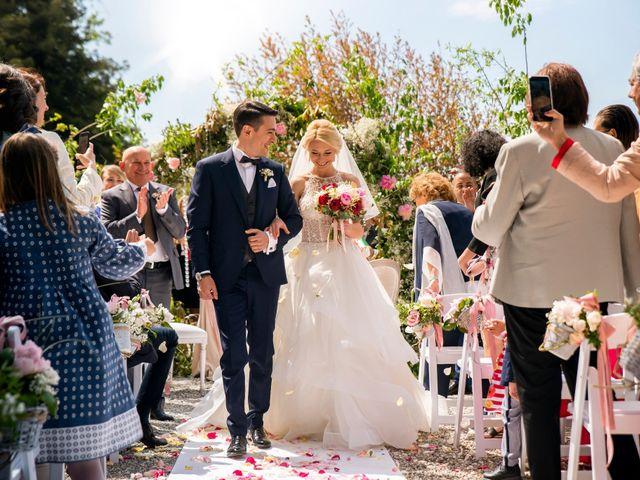 Il matrimonio di Andrea e Inna a Varese, Varese 38