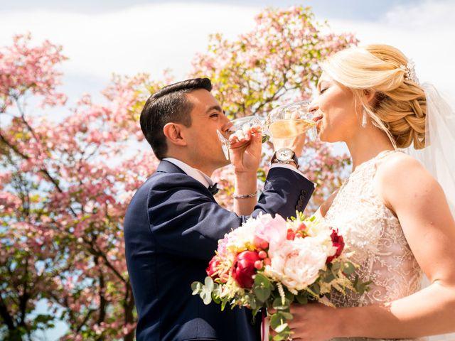 Il matrimonio di Andrea e Inna a Varese, Varese 43