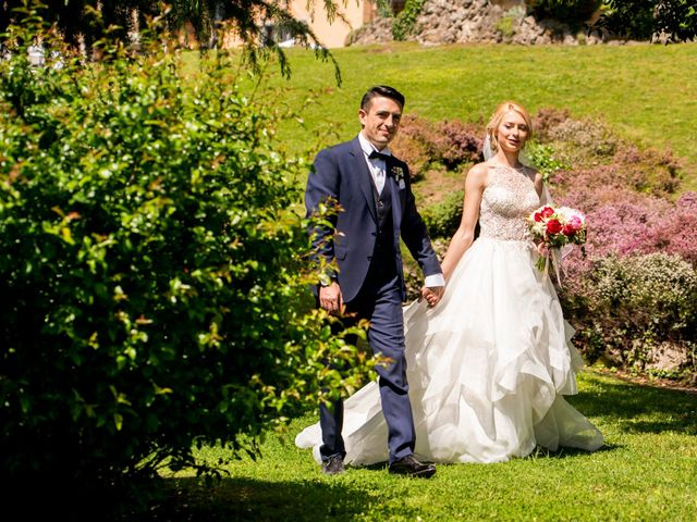 Il matrimonio di Andrea e Inna a Varese, Varese 46
