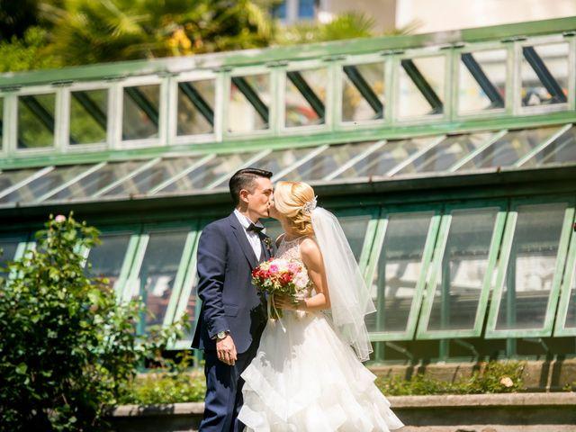 Il matrimonio di Andrea e Inna a Varese, Varese 47