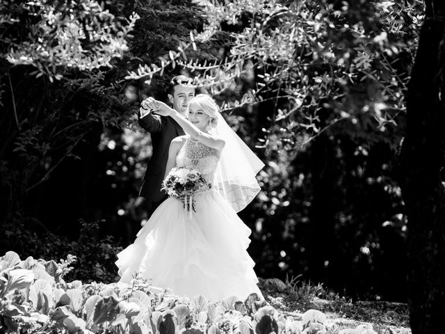 Il matrimonio di Andrea e Inna a Varese, Varese 48