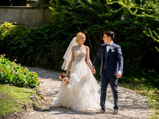 Il matrimonio di Andrea e Inna a Varese, Varese 50