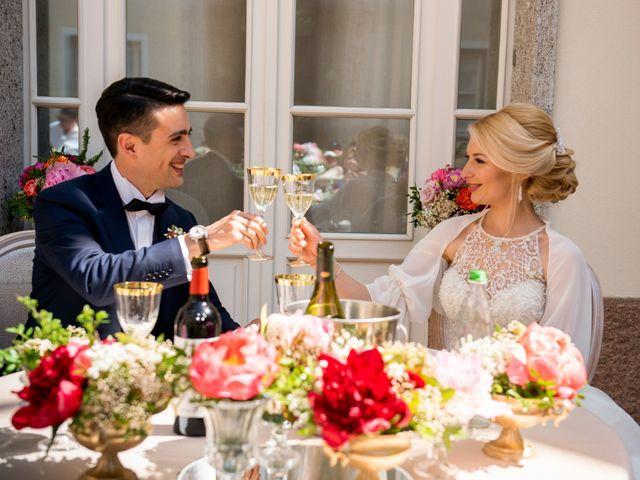 Il matrimonio di Andrea e Inna a Varese, Varese 57