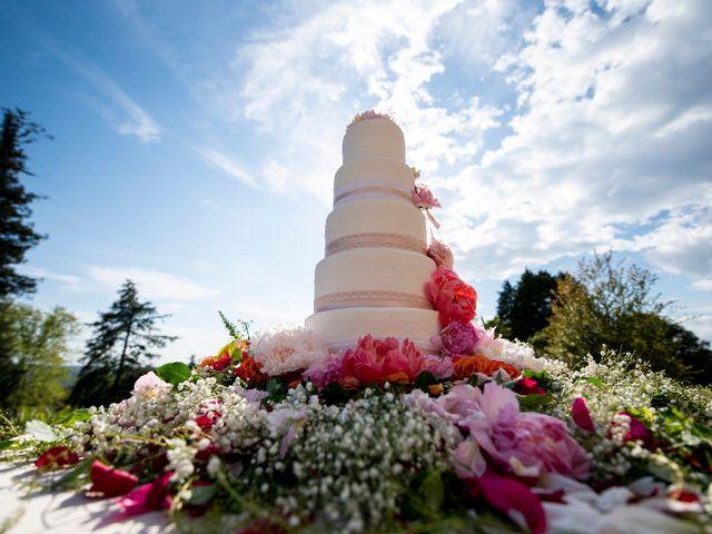 Il matrimonio di Andrea e Inna a Varese, Varese 59