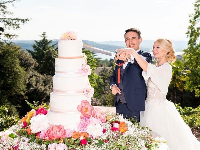 Il matrimonio di Andrea e Inna a Varese, Varese 61