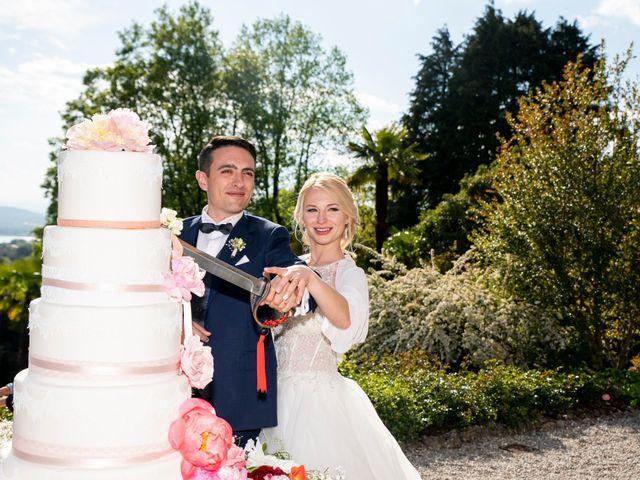 Il matrimonio di Andrea e Inna a Varese, Varese 62