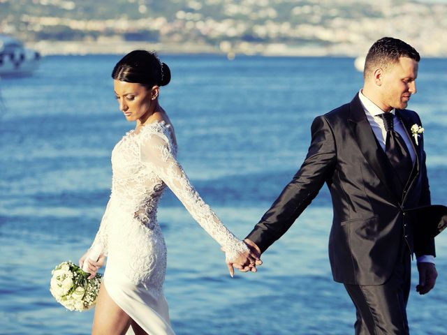 Le nozze di Melania e Nicola