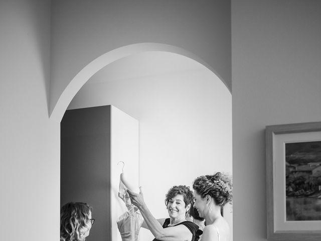 Il matrimonio di Abra e Nik a Malgrate, Lecco 31