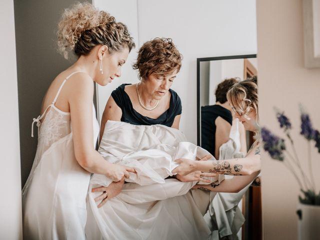 Il matrimonio di Abra e Nik a Malgrate, Lecco 37