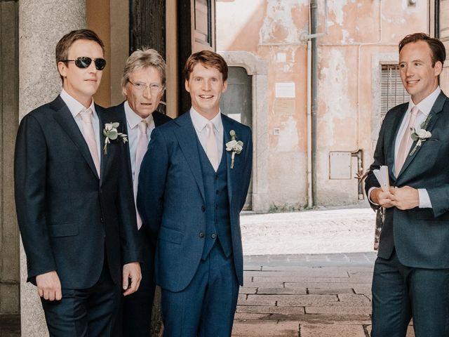 Il matrimonio di Abra e Nik a Malgrate, Lecco 45