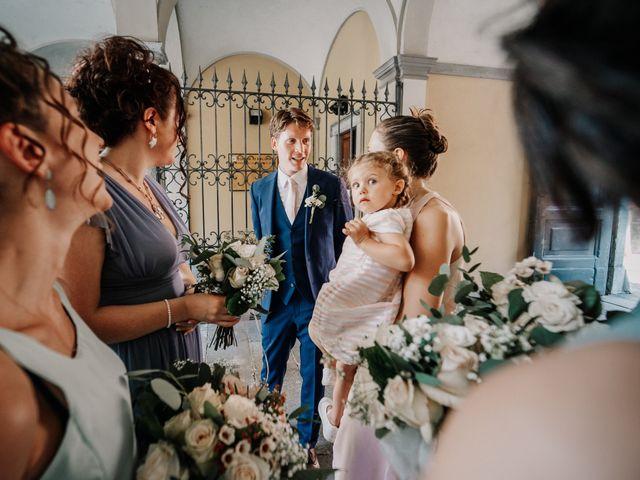 Il matrimonio di Abra e Nik a Malgrate, Lecco 46