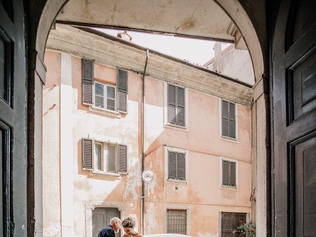 Il matrimonio di Abra e Nik a Malgrate, Lecco 48