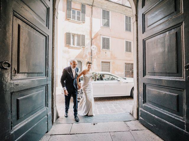 Il matrimonio di Abra e Nik a Malgrate, Lecco 49