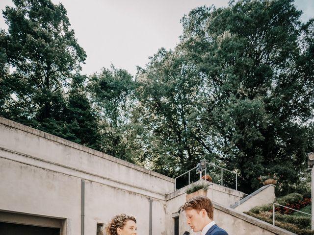 Il matrimonio di Abra e Nik a Malgrate, Lecco 57