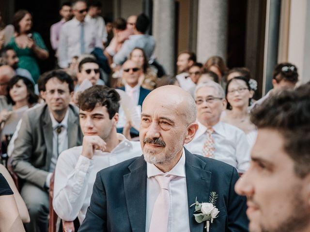 Il matrimonio di Abra e Nik a Malgrate, Lecco 61