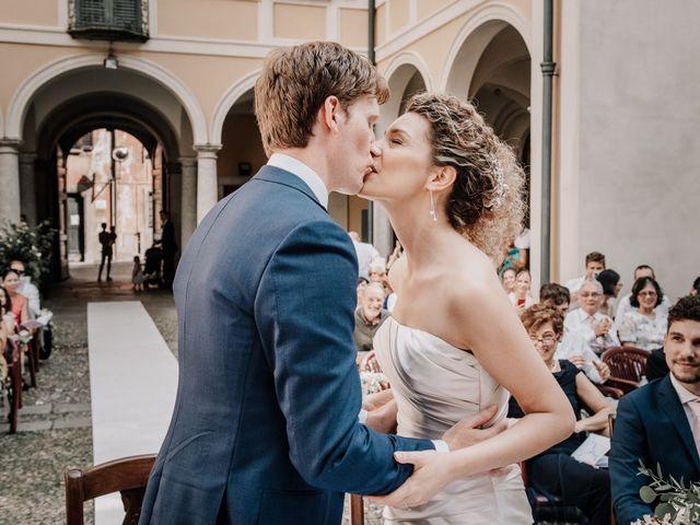 Il matrimonio di Abra e Nik a Malgrate, Lecco 63