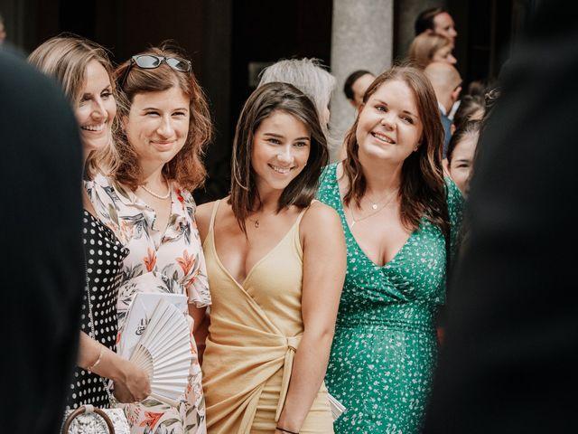 Il matrimonio di Abra e Nik a Malgrate, Lecco 71