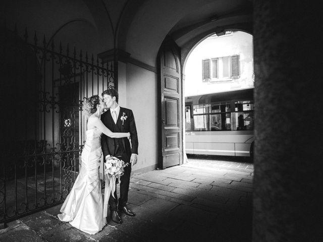 Il matrimonio di Abra e Nik a Malgrate, Lecco 75