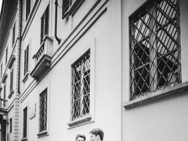 Il matrimonio di Abra e Nik a Malgrate, Lecco 77