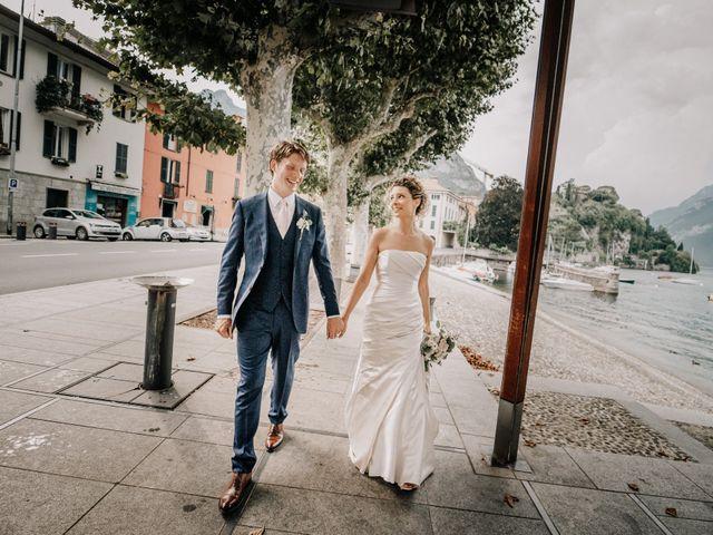 Il matrimonio di Abra e Nik a Malgrate, Lecco 80